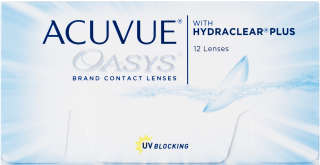 Acuvue Oasys Hydraclear 12 pack