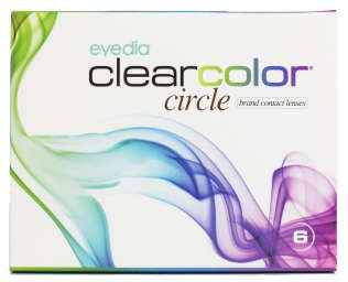 Clearcolor Circle 6 Pack