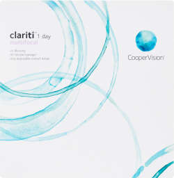 Clariti 1 Day Multifocal 30 pack