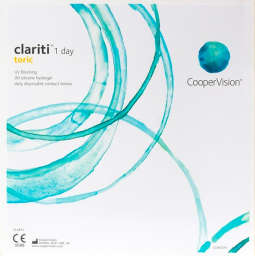 Clariti 1 Day Toric 90 pack