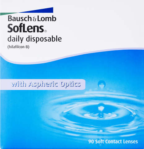 soflens daily disposable 90 pack lenses simple contacts. Black Bedroom Furniture Sets. Home Design Ideas