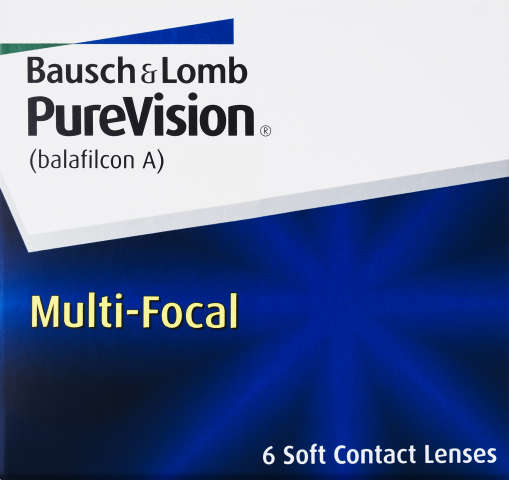 purevision multi focal simple contacts