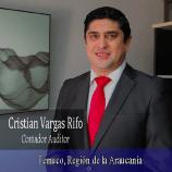 Cristian Vargas  Contador Auditor  Araucanía