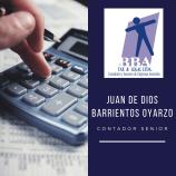JUAN DE DIOS BARRIENTOS OYARZO