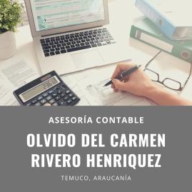 OLVIDO DEL CARMEN RIVERO HENRIQUEZ