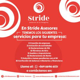 STRIDE ASESORES SPA