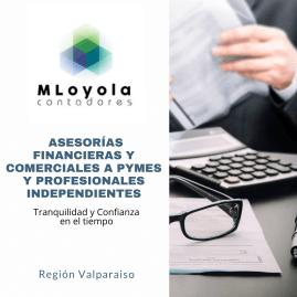 Servicios Contables- Financieros- Remoto- MLoyola contadores