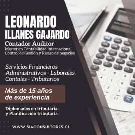 SIA CONSULTORES - LEONARDO ILLANES G.