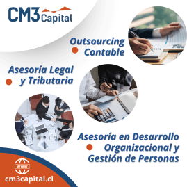 CM3 CAPITAL Outsourcing Contable-Tributario - Laboral