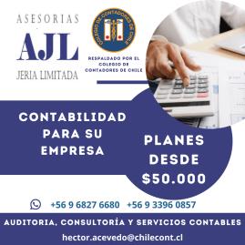 AJL JERIA LIMITADA Auditoria Y Servicios Contables