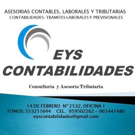 EUFEMIO SOLIS CONDORE asesoría contable y tributaria