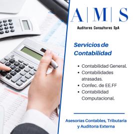 Asesorías Contables, Tributaria y Auditoría Externa