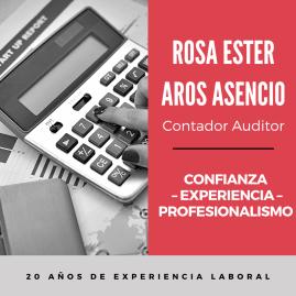 ROSA ESTER AROS ASENCIO