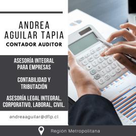 ANDREA CAROLINA AGUILAR TAPIA