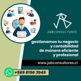 JAB Consultores - Servicios Contables y tributarios