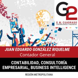 CONTABILIDAD, CONSULTORÍA EMPRESARIAL, BUSINESS INTELLIGENCE