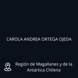 CAROLA ANDREA ORTEGA OJEDA
