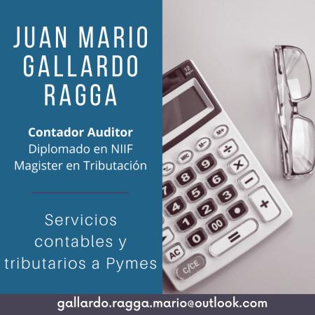 JUAN MARIO GALLARDO RAGGA