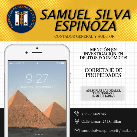 SAMUEL SILVA ESPINOZA