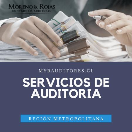 MORENO & ROJAS CONTADORES AUDITORES SPA