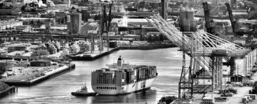 تاریخچه کانتینر حمل بار و توسعه صنعت حمل و نقل