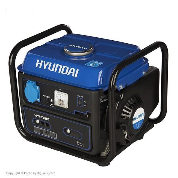 موتور برق بنزینی هیوندای