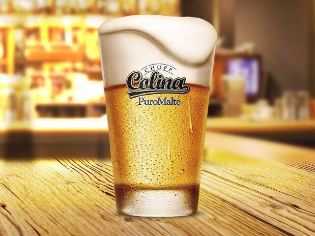 Lançamento da cerveja COLINA PURO MALTE