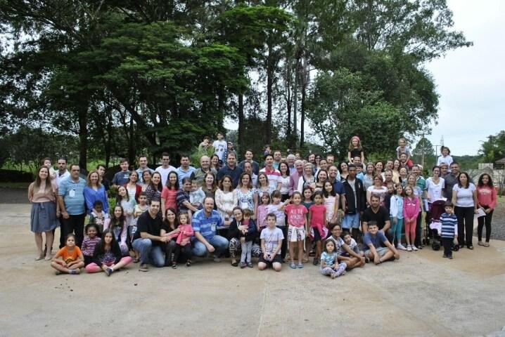 Encontro Comunidade Oficial 2017 – Região Paraná