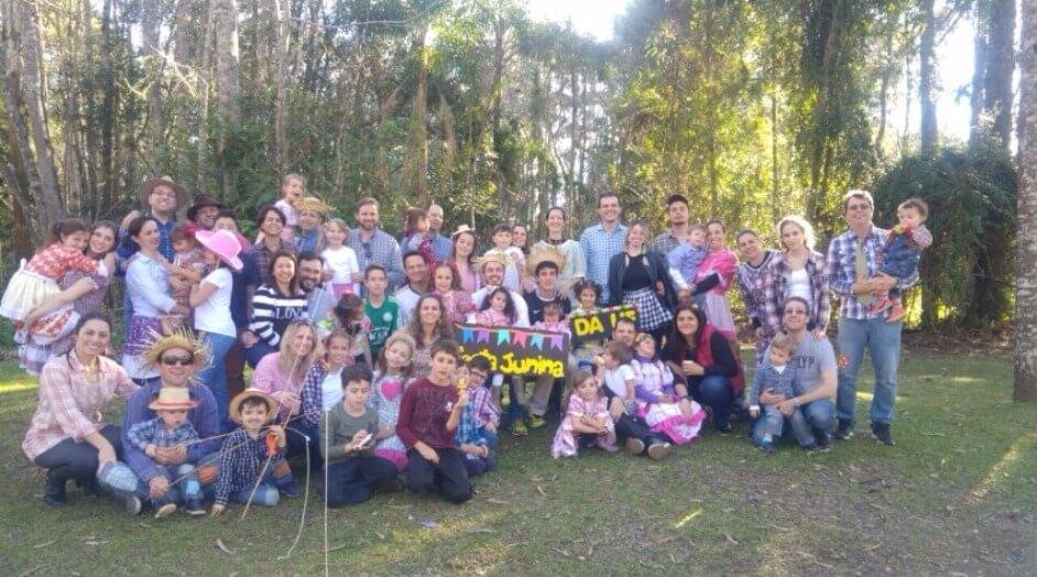 Festa Junina da União de Famílias de Curitiba: a União faz a
