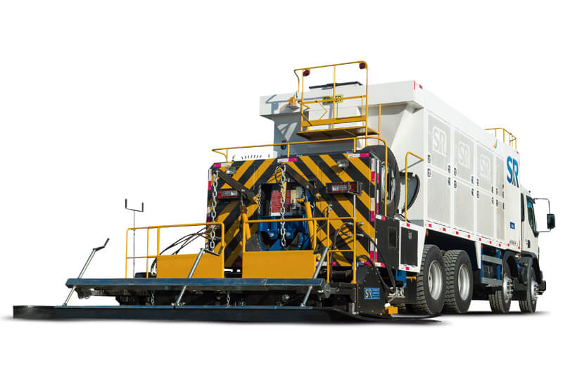 SR 9000 Truck