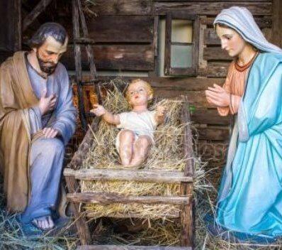 É Natal de Jesus, festa de alegria,espe