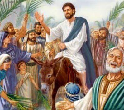 Domingo de Ramos da Paixão do Senhor