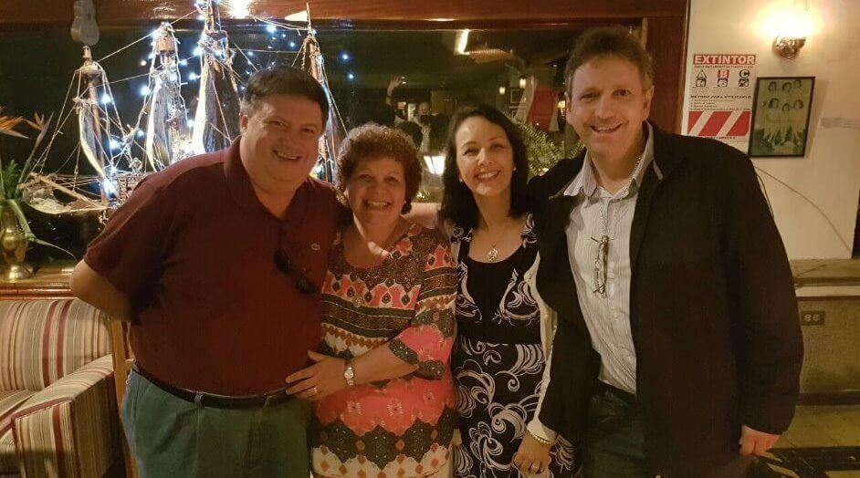 Formadores da União de Famílias de Schoenstatt reunidos na C