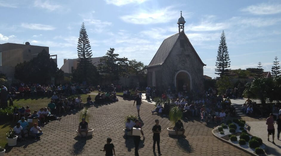 Aniversário Santuário Tabor da Fidelidade à Igreja