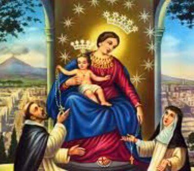 Consagração a Mãe de Deus