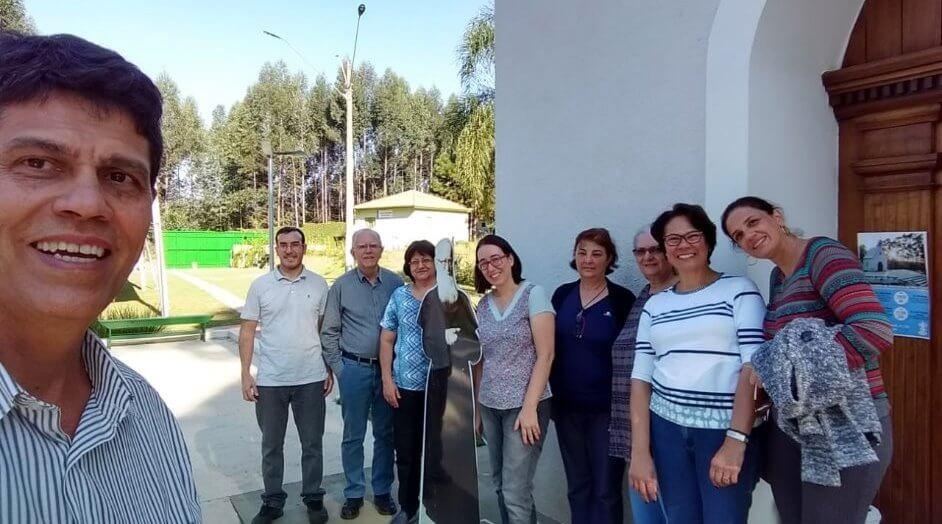 Terceira reunião da Comunidade Oficial - Grupo 1