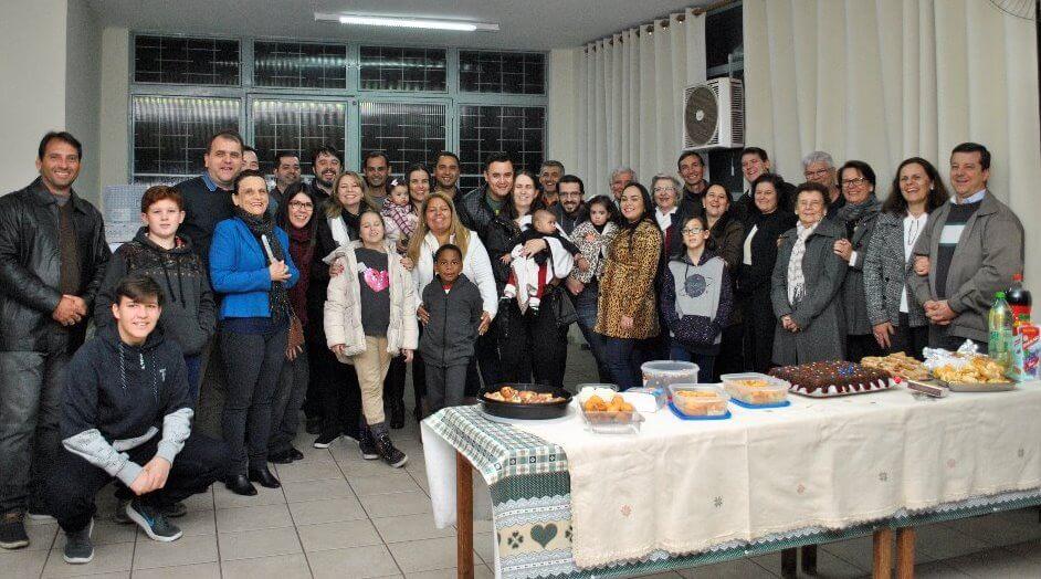 COMEMORAÇÃO DO CONGRESSO DE HOERDE – UFAMÍLIAS DE LONDRINA