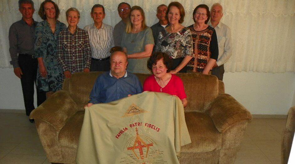 25 anos da Consagração do 1ºCurso   FAMÍLIA PATRI FIDELIS