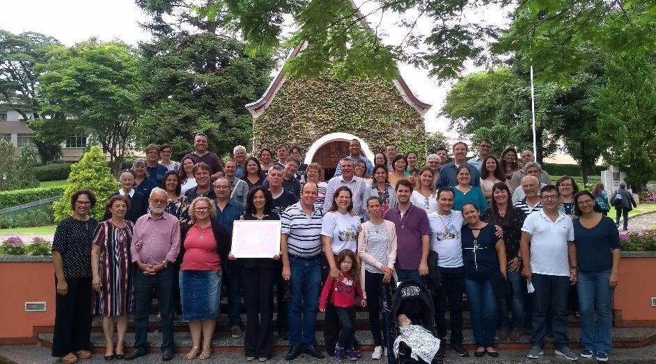 XVI Encontro da Comunidade Oficial da Região São Paulo