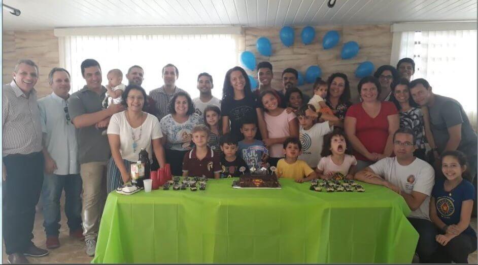 1º Encontro de 2019 do XXV Curso da União de Família