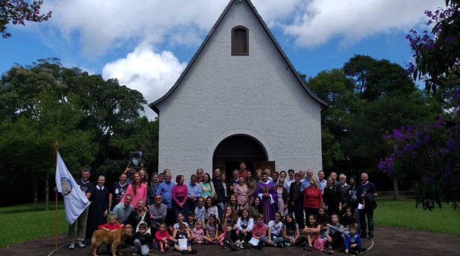 União de Famílias do Rio Grande do Sul se reúne em Itaara