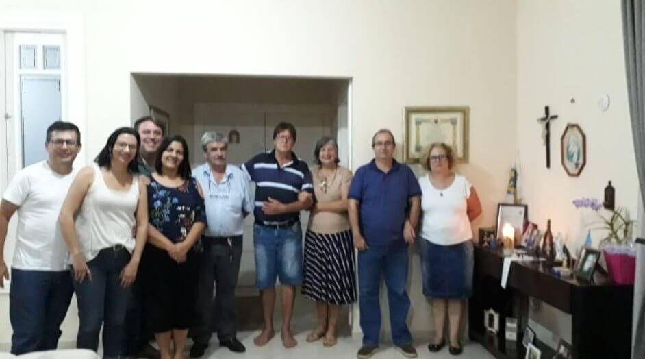 REUNIÃO COMUNIDADE OFICIAL  GRUPO 03  - REGIÃO SÃO PAULO