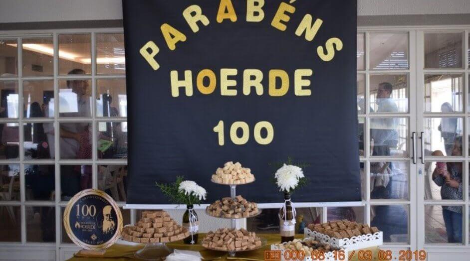 Jubileu de 100 Anos de Hoerde – Região Paraná