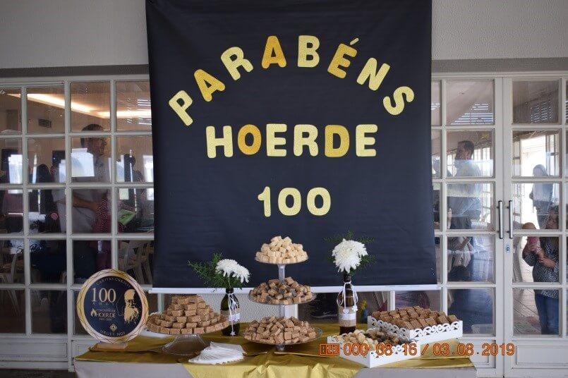 100 HOERDE PARANÁ 2019
