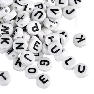 Perline lettere
