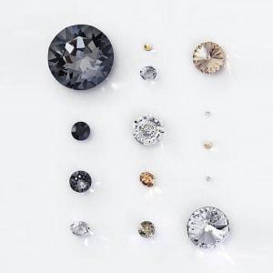 Swarovski Round Stones