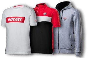 Abbigliamento Ducati Corse