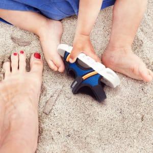 kids spiaggia