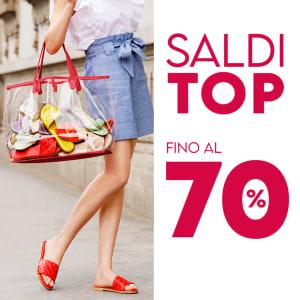 SALDI TOP fino al -70%