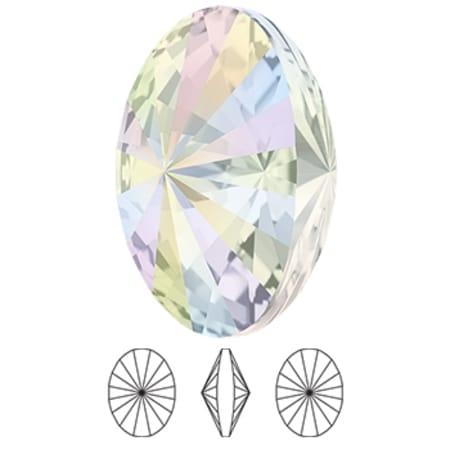 4122 Swarovski Oval Rivoli Fancy Stone